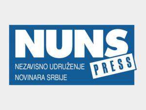 NUNS logo