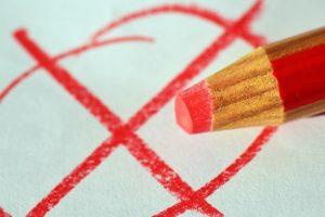 Olovka za glasanje na izborima