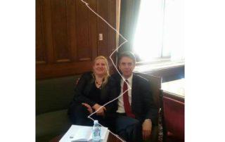 Svetlana Kozić i Saša Radulović