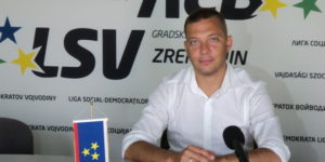 Aleksandar Marton u LSV