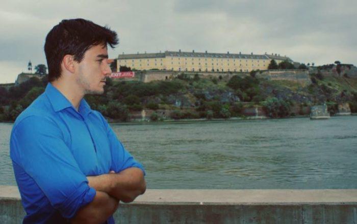 Igor Besermenji u Novom Sadu