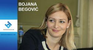 Bojana Begović, novo lice Lige socijaldemokrata Vojvodine