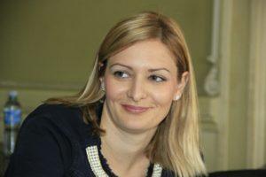 Bojana Begović iz Lige socijaldemokrata Vojvodine