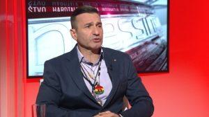 Gostovanje Davora Dragičevića na televiziji N1