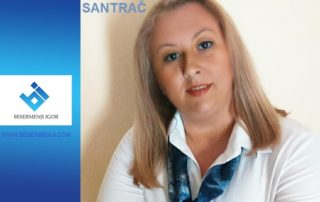 Dragana Santrač iz Vojvođanske partije