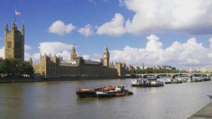 Fotografija Londona sa pogledom na Big Ben
