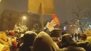 Protest 1 od 5 miliona u Novom Sadu