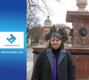Sandra Ranković u Sremskim Karlovcima