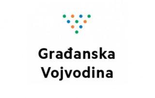 Logo Građanske Vojvodine