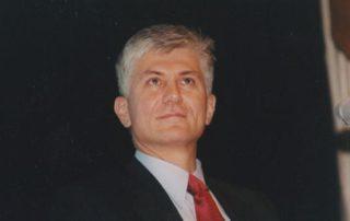 Premijer Srbije Zoran Đinđić